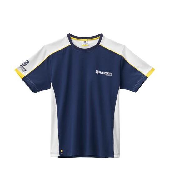 Camiseta Husqvarna Team Tee